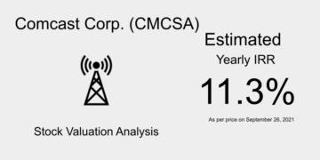 Comcast Value Analysis