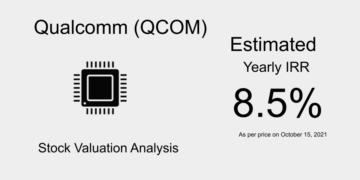 QCOM Stock Valuation